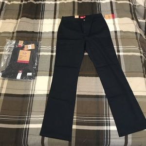 2 pairs of Dickies Bootcut trousers